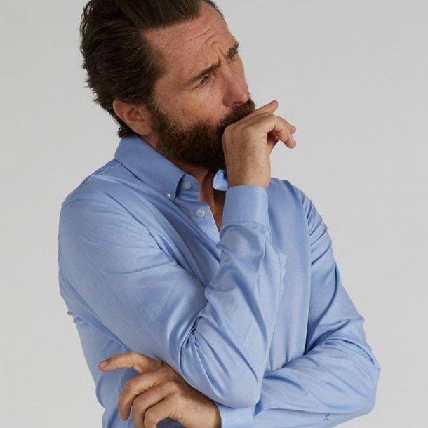 Oxford skjorte - slim fit