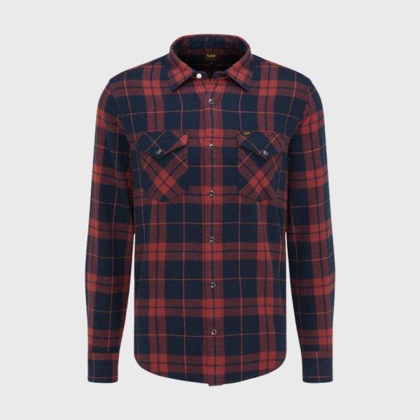 Lee skovmandsskjorte - super blød